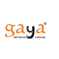 Gaya - internet a televízia